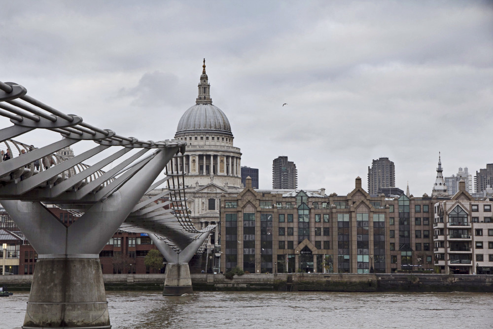 St. Paul's Cathedral, London, Great Britain, Großbritannien, Städtetrip, Städtereise, reisen, Reiseblog, 10 things to do, Must See