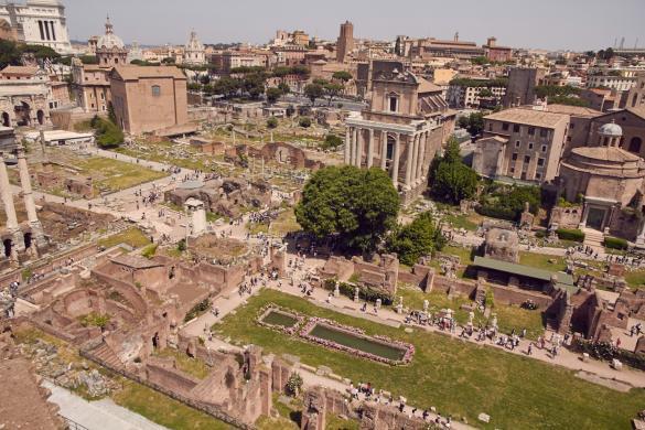 forum romanum, ausgrabung, alte gebäude, historisch, sightseeing, historic, rom, rome, guide, blog, reiseblog, travel, holiday, urlaub, städteurlaub, europa, roma