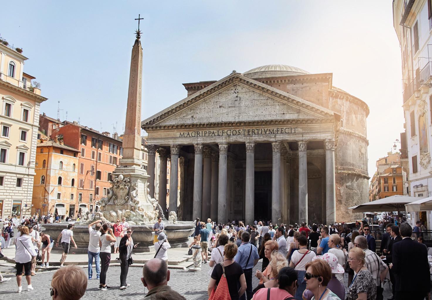 Wir erobern Rom: Tag 2