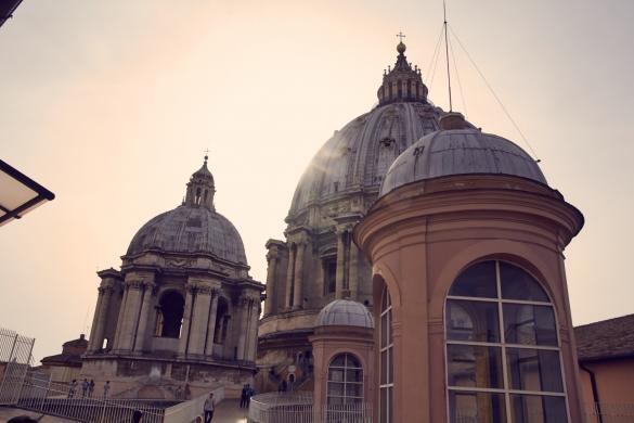 Petersdom, Vatikan, Rom, Italien, Kurzurlaub, Urlaub, Travel, vacation, europe, Eurotrip