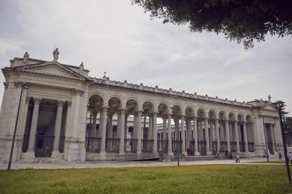 Basilica, Kirche, Rom, vatikanisch, Architektur, Roma, Italien, citytrip, Reise, rieseblog, reisetipps, miles and shores