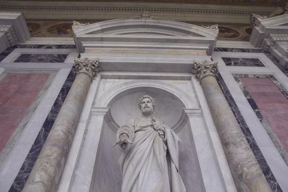 Basilica, Kirche, Rom, vatikanisch, Architektur, Roma, Italien, citytrip, Reise, rieseblog, reisetipps, miles and shores, katholische Kirche, heiliges Jahr