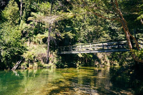 Reiseblog, Abel Tasman Nationalpark, Coastal Track