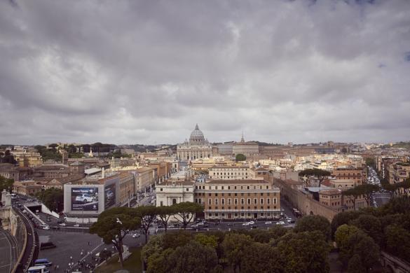 Rom, Ausblick, Vatikan, Petersdom, Engelsburg, Italien, Städtereise, Stadt, Ausflug, Miles and Shores, Tipps, Reiseberichte, Blog, Blogger