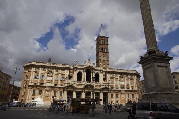 Santa Maria Maggiore, Kirche, Rom, heilig, Kirche, katholische Kirche, Rom, Italien, Italienreise