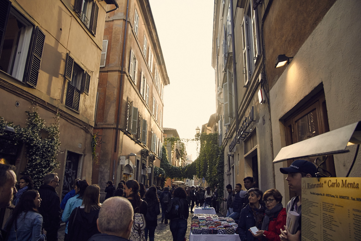 Trastevere, Rom, Stadtteil, Gebäude, Spaziergang, Must See, Miles and Shores,