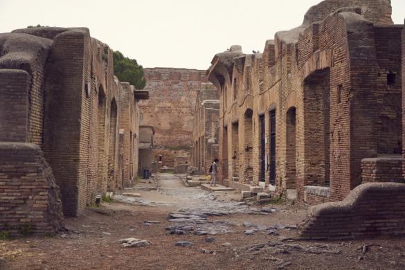 Ostia Antica, miles and shores, Rom, Städtetrip, citytrip, reisen, Reiseblog, Ruinen, Ruinenstadt, beeindruckend