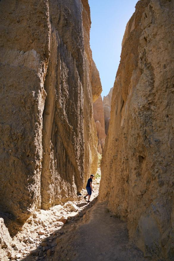 Clay Cliffs, Eingang, entrance, Must See, Sightseeing, Top 10, Klippen, Felsen, steinig, gute Schuhe