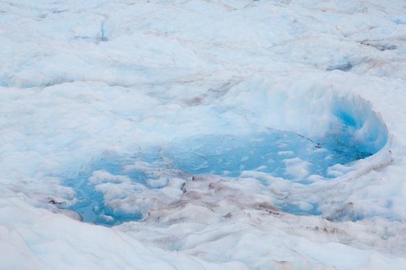 Fox Glacier, Gletscher, Gletschersee, Eis, Gletschereis, Schnee, Heli Hike, blaues Eis,