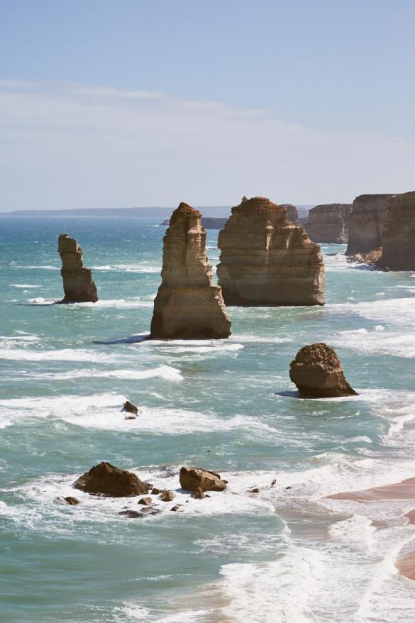 Great Ocean Road, 12 Apostel, Must See, To Do, Victoria, What to do in, What to see at, Apostel, Steinformationen, rocks, cliffs, Klippen, Felsen, Touristenmagnet