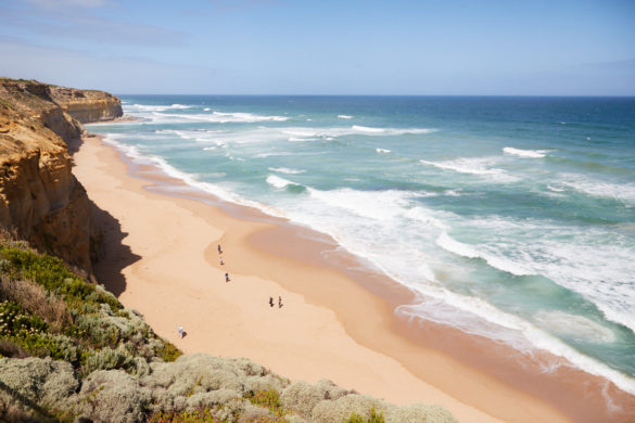 Great Ocean Road, Australien, Australia, Must See, beaches, Strände, Straende, beautiful, wunderschoen, grosse Wellen, Surfen, Surfer