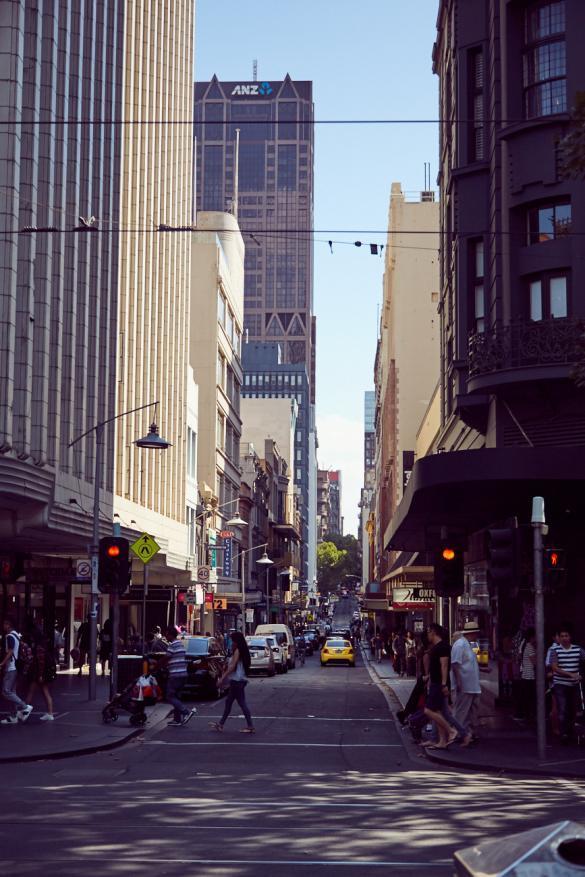 Melbourne, Towers, Hochhäuser, Hochhaeuser, Stadtlandschaft, Cityscape, Städtetrip, Stadturlaub, Urlaub, Reise, Australien, Miles and Shores, Travelblog, Reiseblog