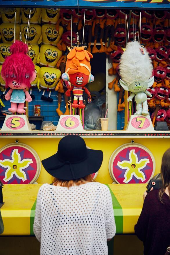 Moomba, Festival, Melbourne, Victoria, Australien, Jahrmarkt, Volksfest, Spiele, games, Christina, Chrisi, Miles and Shores