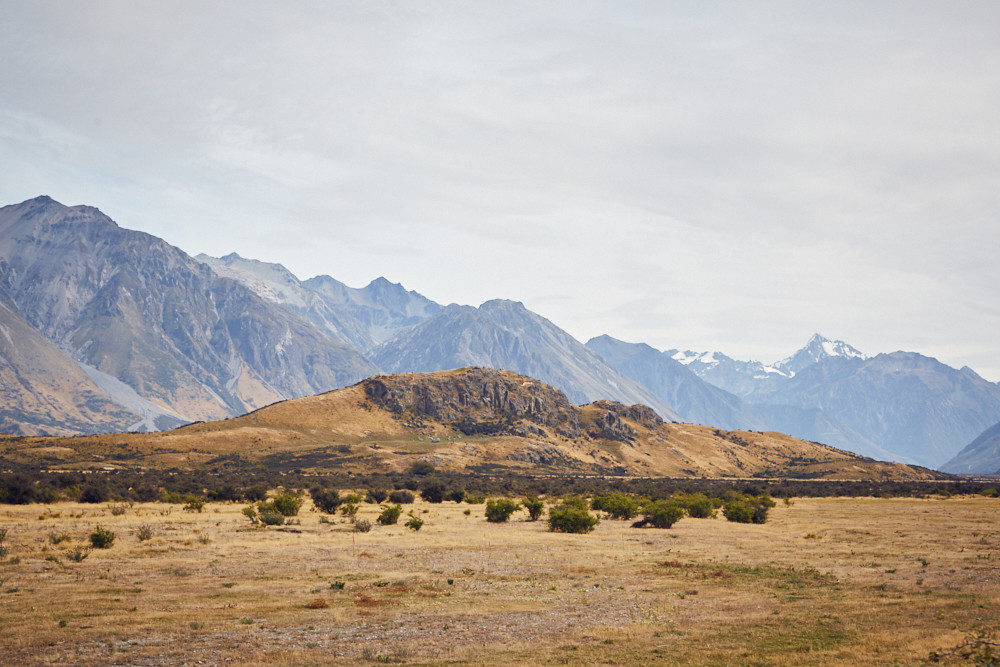 Mount Sunday, Roadtrip, Mt Sunday, Neuseeland, New Zeland, Lord of the Rings, Herr der Ringe, Drehort, Set, film location, location, Peter Jackson, Rohan, Edoras, Filmfans, Must See, Neuseeland