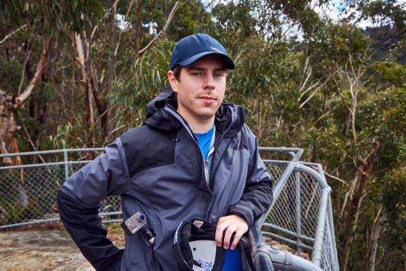 Ronnie, Blue Mountains, Nationalpark, National Park, Australien, Roadtrip, wandern, Wanderungen