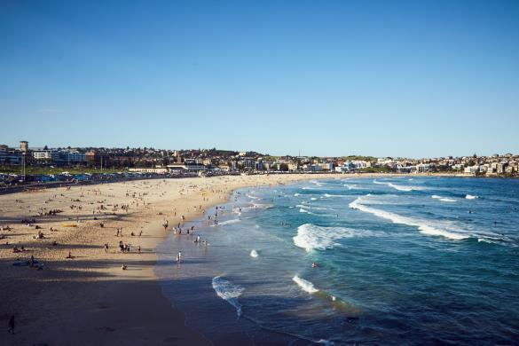 Bondi Beach, Bondi, Sydney, Strand, sea, Meer, baden, fun