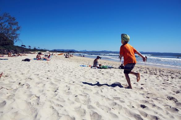 Byron Bay, beach, Strand, fun, relaxen, surfen, Australien, Australia, things to do