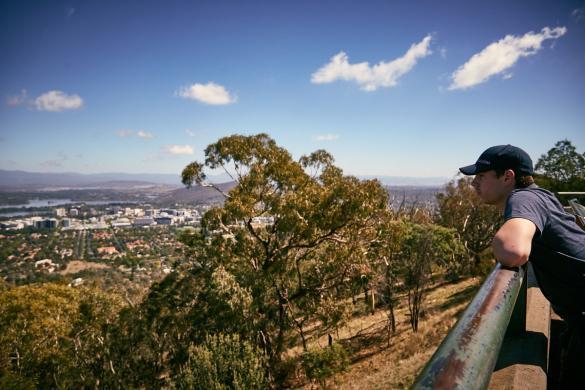 Canberra, Australia, Australien, capital, Ausblick, view, cityview, cityscape, Hauptstadt, Roadtrip, visitor, Reise, reisen