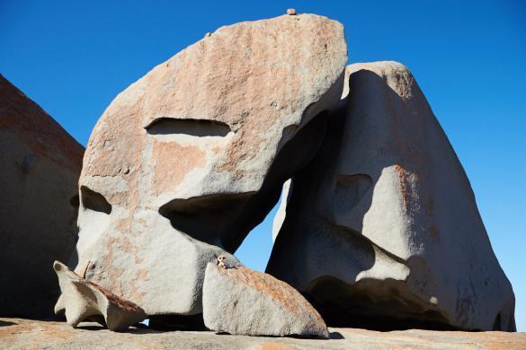 Ed, Remarkable Rocks, Eddie, Felsen, Felsformation