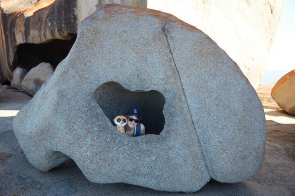 Ed, das Erdmännchen, Chrisi, Miles and Shores, Ed das Erdmännchen, Educto, Rocks, Remarkable Rocks