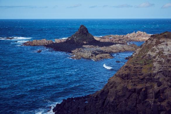 Pyramid, Rock, Pyramide, Phillip Island, Aussichtspunkt