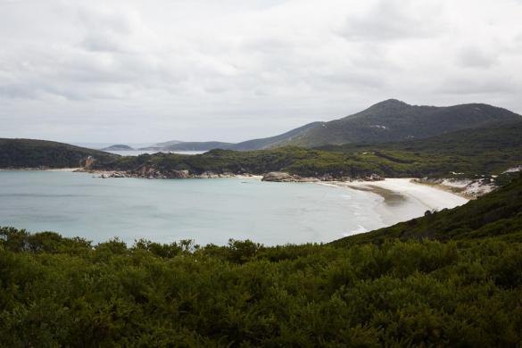 wilsons promontory, national park, Squeaky, beach, track, Wilsons Promontory, Nationalpark, National Park, Bucht, bay, Ziel, Wanderweg