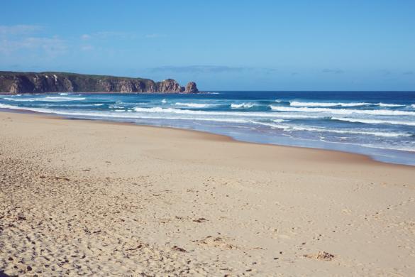 Strand, Phillip Island, Beach, Meer, Wanderroute, Australien