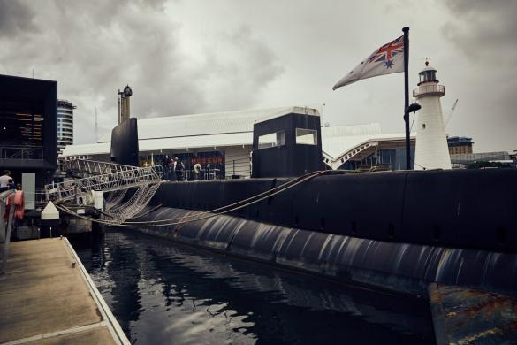 Uboot, U-Boot, Maritime Museum, Museum, Pompeii, Ausstellung, Sydney, Stadt, Städtetrip, Urlaub