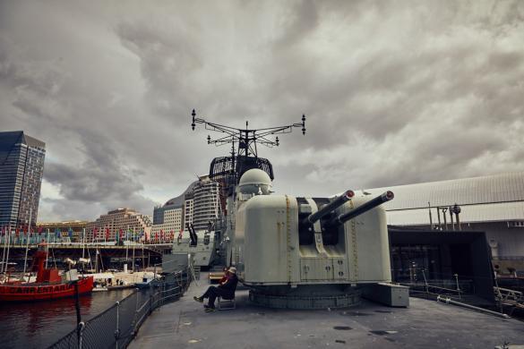 Maritime Museum, Zerstörer, Schiff, Marine, Schifffahrt, Schifffahrtsmuseum, Sydney, Things to do