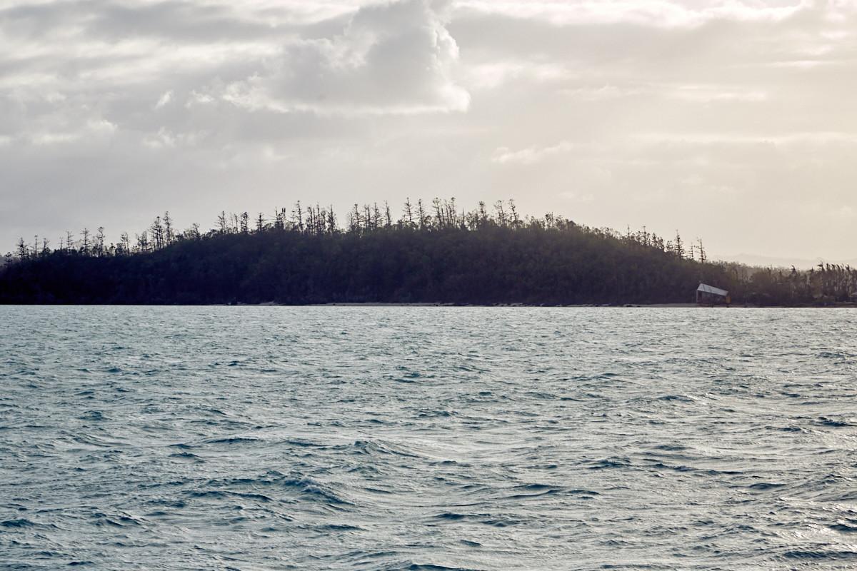 Verwüstung Zyklon Debbie, Cyclone, Reiseblog, Bericht, Whitsunday Islands, Roadtrip, Miles and Shores