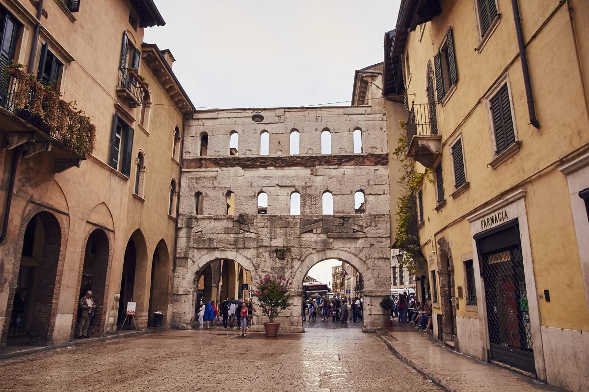 Verona, Stadt, Architektur, Kurztrip, Städteurlaub