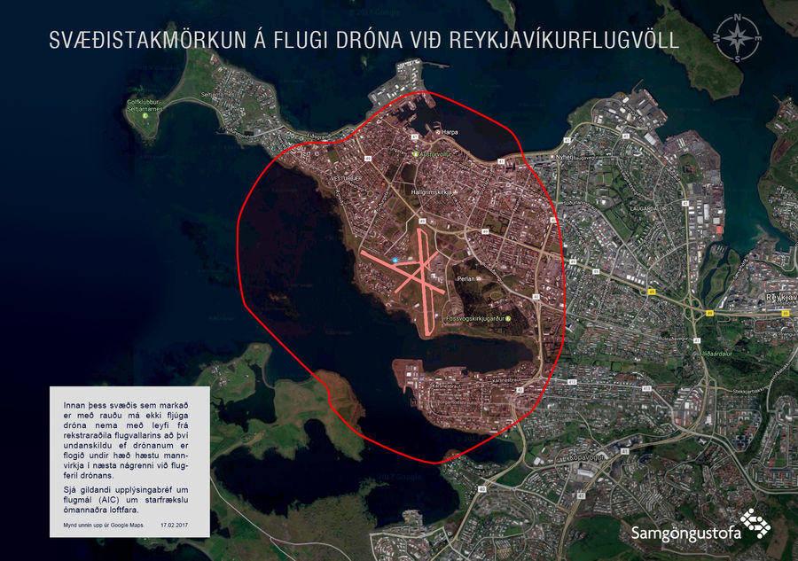 Island Drohnen, Iceland, drones, no fly zone, Flugverbot, Reykjavik, Drohnengebrauch, mitbringen, einfuhr, Miles and Shores, Reiseblog