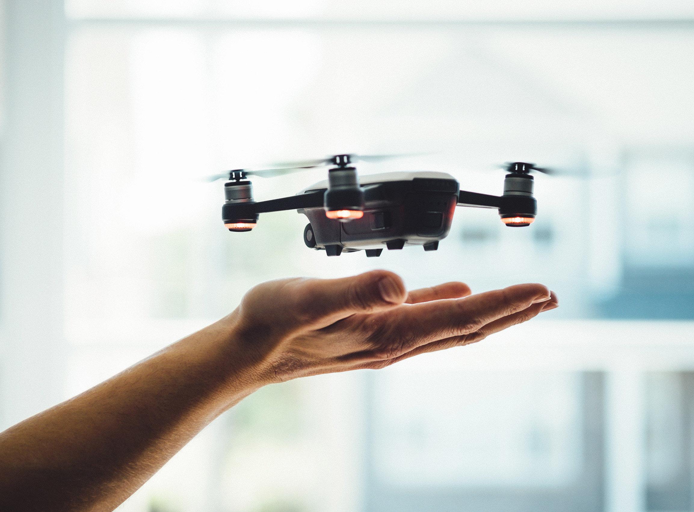 Darf man Drohnen in Island verwenden?