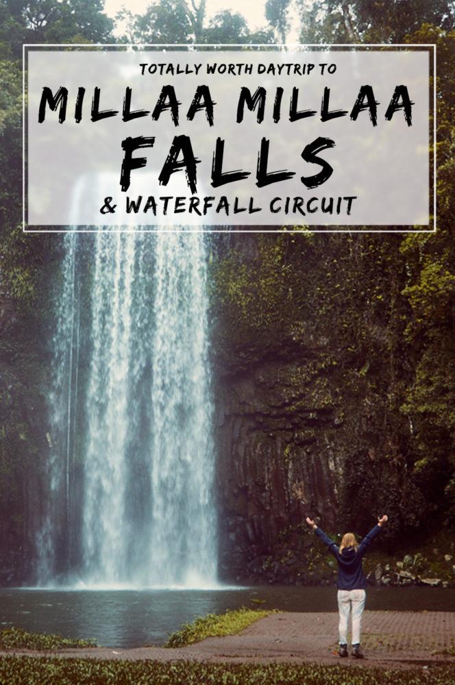 milaa millaa falls, daytrip, tagesausflug, ausflug, wasserfall, waterfall, waterfall circuit, elinjaa falls, zillie falls, australien, roadtrip, roadtrip in australien