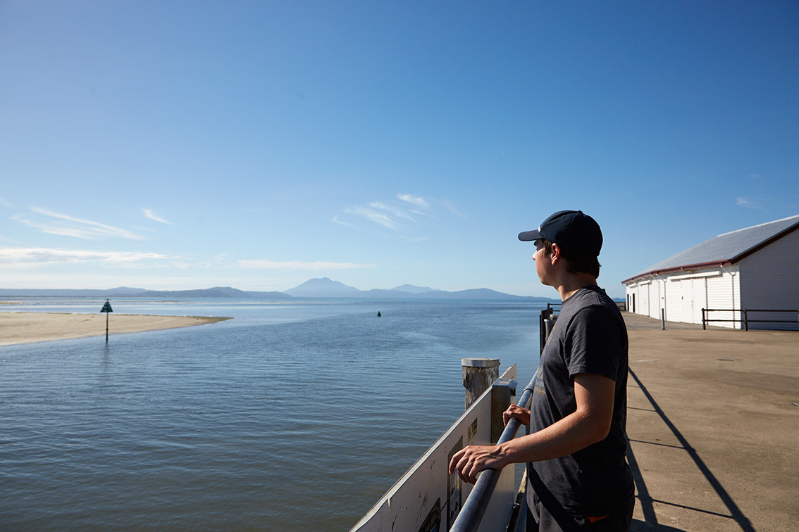 Port Douglas, Cairns, Australien, Roadtrip, Miles and Shores, Reiseblog, Reiseblogger, Strand, Ozean, Meer, Ronnie
