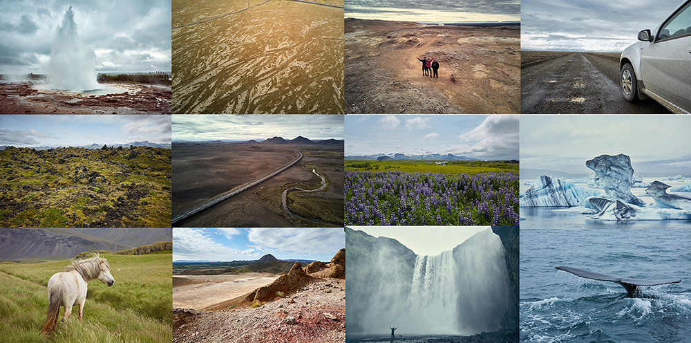 Island, Route, Route Roadtrip Island, Route für Island Roadtrip, Miles and Shores, Reiseblog, Reiseroute, Rundreise Island, Iceland, wasserfälle, geysir, Islandpferd