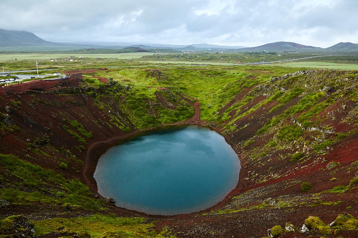 island, iceland, reiseblog, lake kerid, kerid, erfahrung, must see, golden circle, errfahrungsbericht, roadtrip
