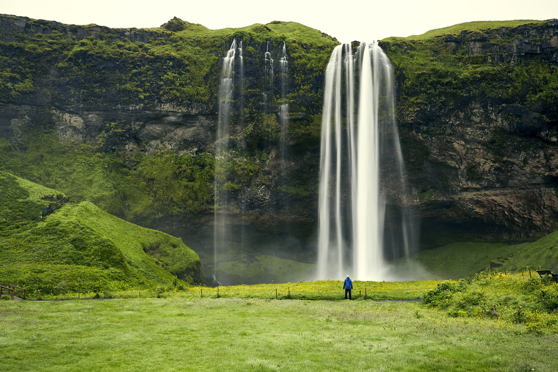 Seljalandsfoss,, Wasserfall, waterfall, Island, Iceland, Roadtrip, Rundreise, Individualreise, planen, bucketlist, things to see, viele Touristen, Reiseblog, Reiseblogger, Travelblog, Miles and Shores