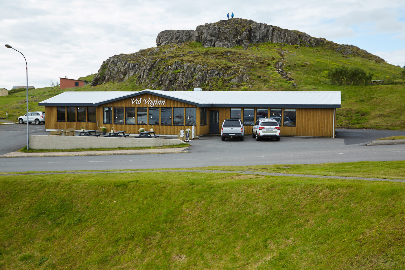 Restaurant in Djupivogur, Iceland, Island, where to eat, recommended restaurant, good food