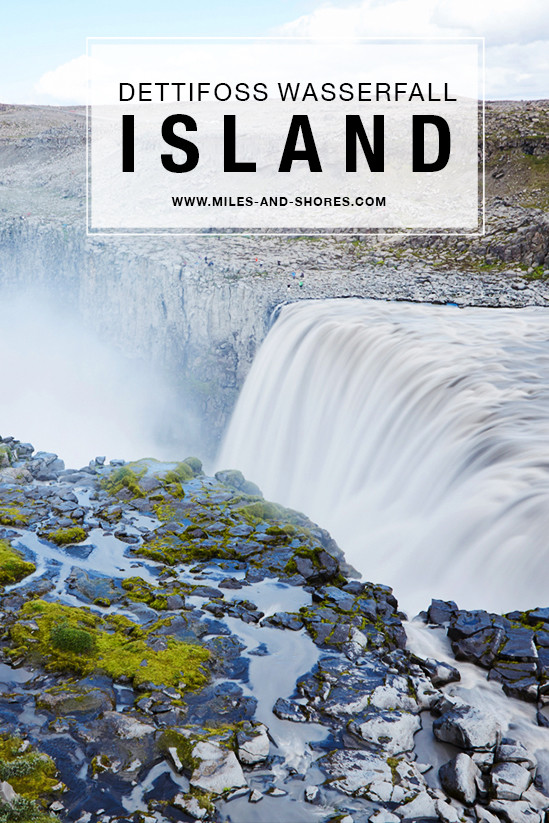 Der Dettifoss Wasserfall sollte bei jeder Island Reise auf dem Plan stehen, ein sehr eindrucksvoller Wasserfall, entdeckt während unseres Island Roadtrips