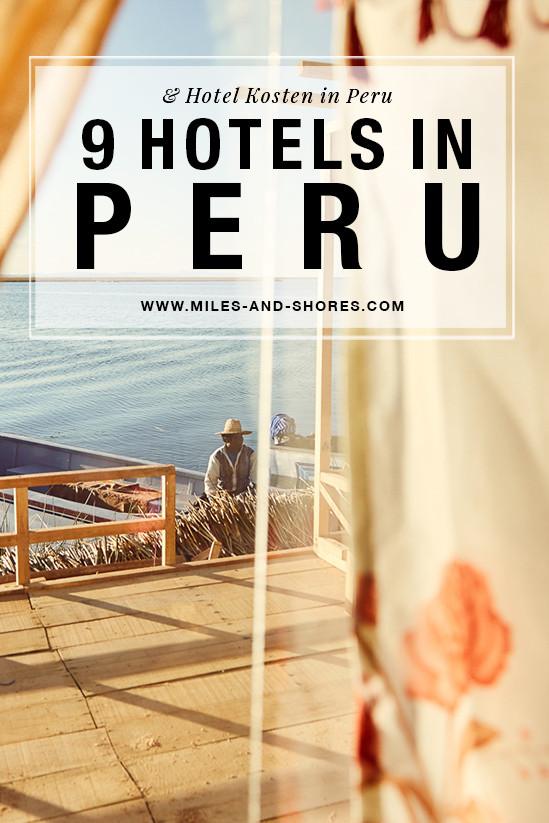 Unsere 9 Hotels in Peru. Wir zeigen in welchen Hotels wir während unseres Peru Roadtrips gewohnt haben und warum wir eines dieser Hotels auf keinen Fall empfehlen würden. Außerdem packen wir die Fakten auf den Tisch und erzählen wie viel wir für die Hotels und Unterkünfte bei einer 15 tägigen Reise durch Peru bezahlt haben. #peru #perureise #hotelsinperu #waskostetperu #perutravel