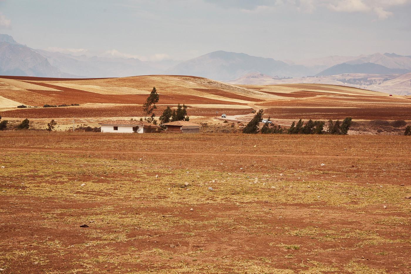 Das Heilige Tal der Inka abseits der Sehenswürdigkeiten. Fantastische Landschaften und wunderschöne Farben