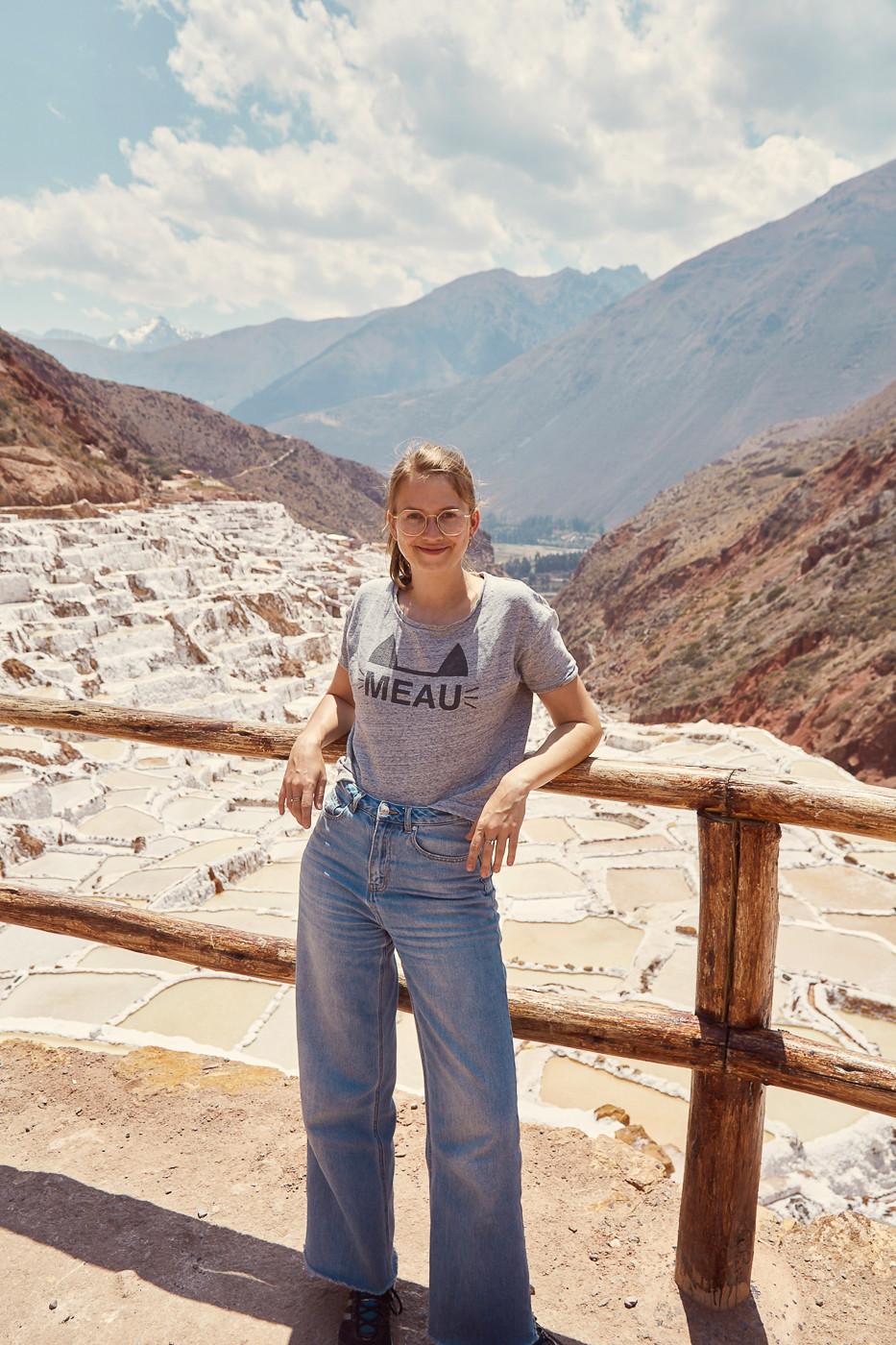 Seit 2019 gibt es in den Salzminen von Maras eine Aussichtsplatrform mit Geländer. Die Salzfelder selbst darf man nicht mehr betreten