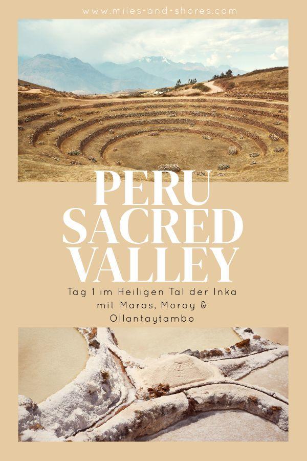 Unser erster Tag im Heiligen Tal der Inka in Peru. Die Eindrücke von den Maras Salzminen, also den Salineras de Maras, den Moray Terrassen der Inka und den Ruinen von Ollantaytambo, die scheinbar aus der Stadt herauswachsen. Außerdem waren wir in einem fantastischen Restaurant in Ollantaytambo essen und haben süße Alpakas gesehen. Ein weiterer Tag im Reisetagebuch unserer Perureise #peru #perutravel #perureise #heiligestalderinka #sacredvalley