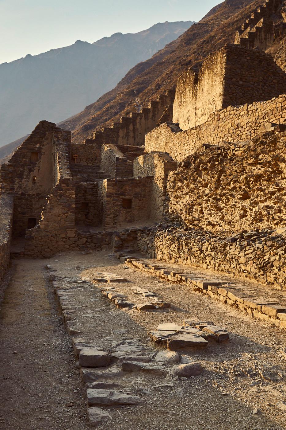 Die Ruinen von Ollantaytambo zählen auch zu unseren 4 Highlights im Heiligen Tal der Inka