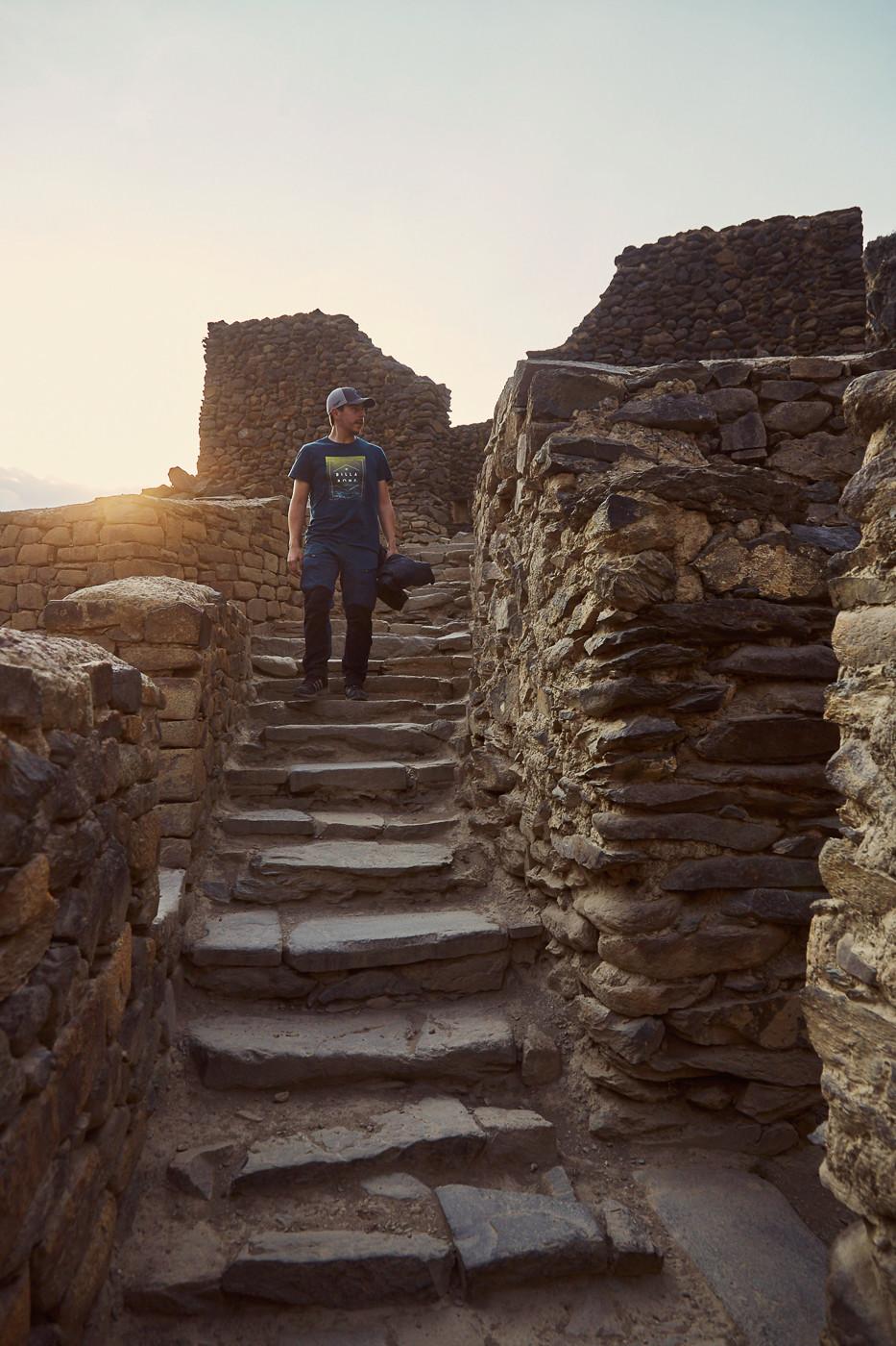 Die Ruinen von Ollantaytambo werden auch die letzte Stadt genannt, weil die Inka dorthin flüchteten, als sie von den Spaniern vertrieben wurden