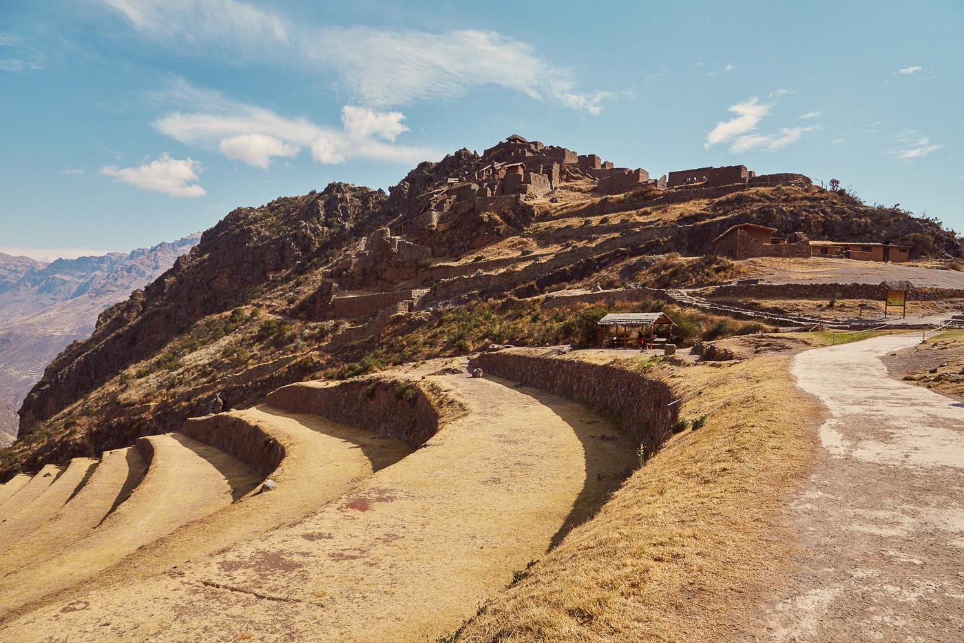 Die Pisac Ruinen - unsere 4 Highlights im Heiligen Tal der Inka in Peru