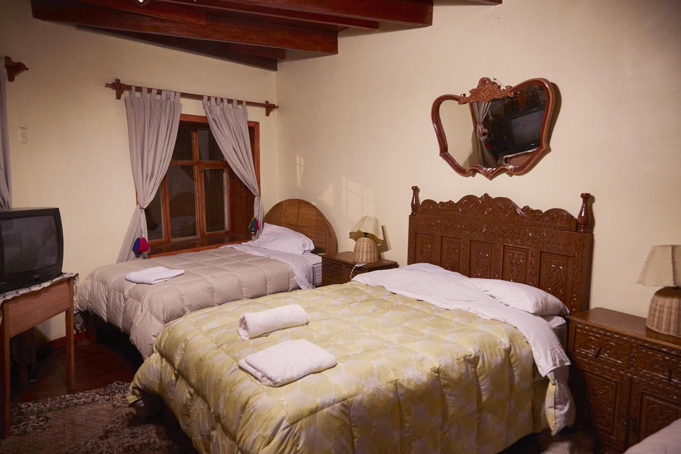 Airbnb in Peru war super! Wir haben uns hier sehr wohl gefühlt und wurden sehr herzlich aufgenommen.