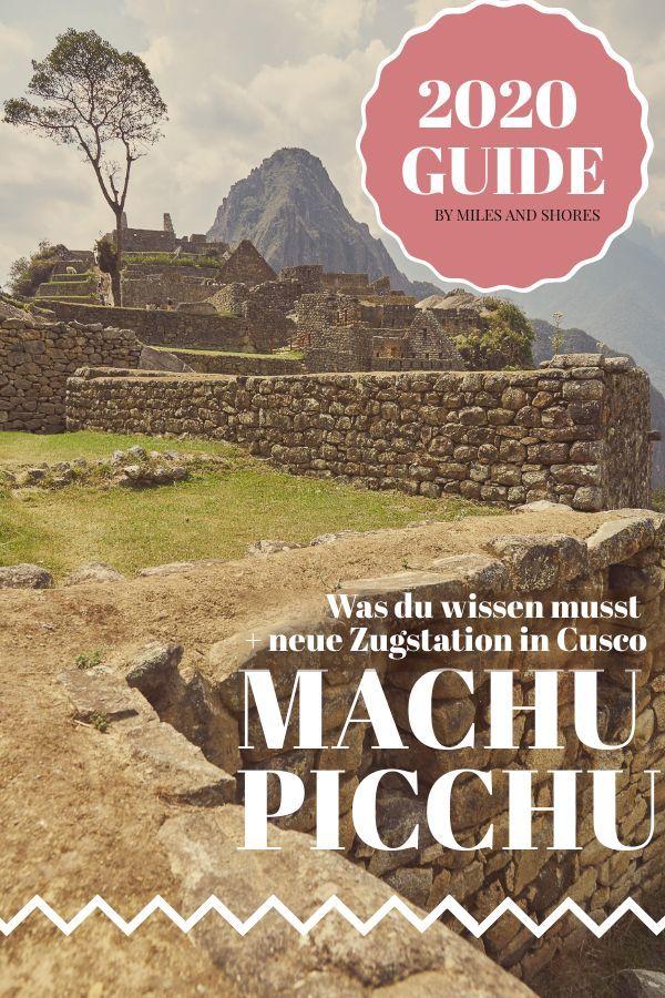 Unser Ultimativer Machu Picchu Guide 2020 liefert dir alle Infos, die du zur Vorbereitung für deine Reise nach Machu Picchu benötigst. Hier findest du Infos zur besten Reisezeit, wie du nach Aguas Calientes kommst, ob eine Übernachtung nötig ist, was das ganze kostet. Was du wann reservieren musst, ob der Bus Sinn macht. Außerdem erzählen wir von der neuen Zugstation in Cusco und haben noch ein paar Tipps zur Höhenkrankheit.