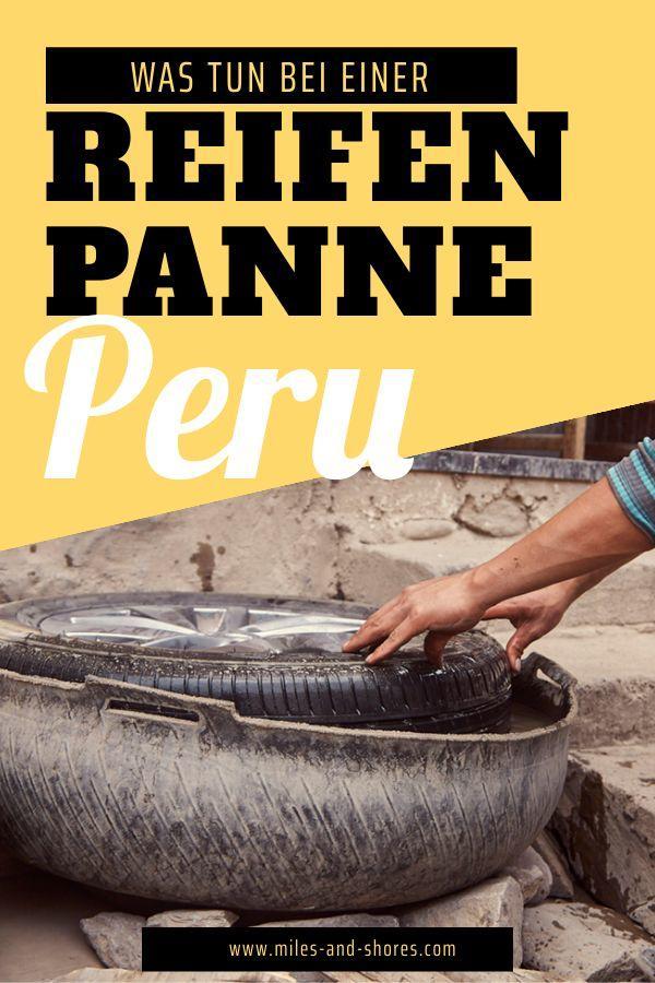 Was ist zu tun bei einer Autopanne in Peru? Wir schauten alle ziemlich blöd, als wir unseren Platten bemerkten. Vor allem weil gleich auch noch ein Hund drauf pinkelte. Abseits der großen Städte ist eine Reifenpanne immer unangenehm, deshalb haben wir neben unserer Erfahrung mit dem Platten im Heiligen Tal der Inka, noch zusammengefasst, was bei einer Autopanne zu tun ist. Zusätzlich findest du ein paar hilfreiche Sätze auf Spanisch, die dir in so einer Situation helfen können.